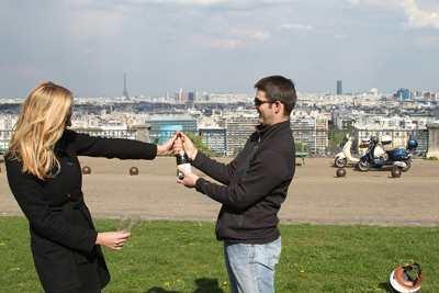 Paris Champagne !